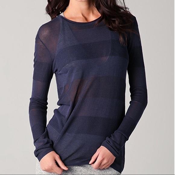 a97deccc29 NEW T Alexander Wang Rib Knit Long Sleeve Sweater